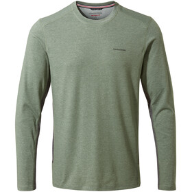 Craghoppers NosiLife Talen Longsleeved Shirt Men sage marl